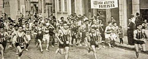 Historia de la carrera de San Silvestre - Brasil Sao Silvestre 1925 - Luis Montes Brito