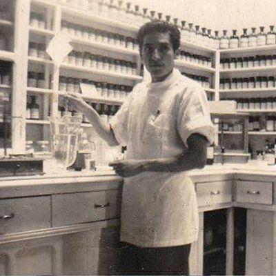 Historia de la famosa pomada GMS - Foto José Rodolfo Vizcancino - Facebook