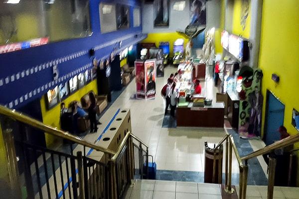 Historia de los antiguos cines de Centro Comercial los Próceres, cines - Foto Amarilis