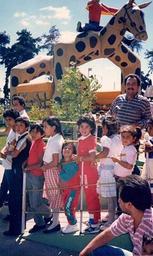 Historia del parque de diversiones buenanvetura - Foto Ramiro Barrios - FB