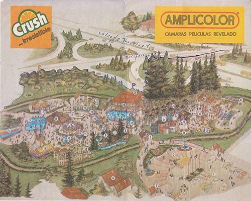 Historia del parque de diversiones buenanvetura, saltarín - Castellanazo Alonzo - FB