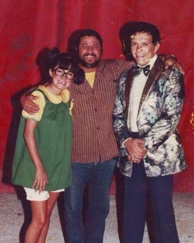 La chilindrina en Esquilandia, Chriatian López - 1980