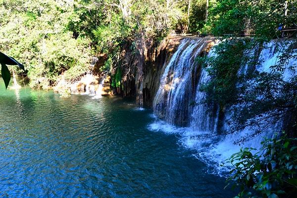 Las cascadas de guatemala, Las Cascadas - Foto Petén en Fotos
