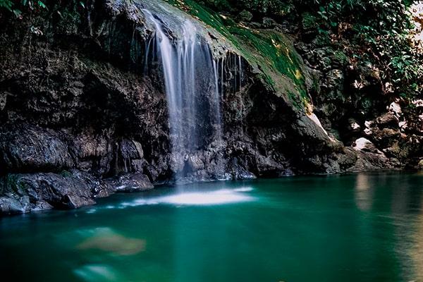 Las cascadas de guatemala, Siete Altares - Foto IG @sander_seb