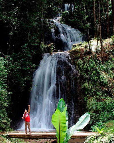 Las cascadas de guatemala, Tatasirire - Foto IG @expresionculturaguate
