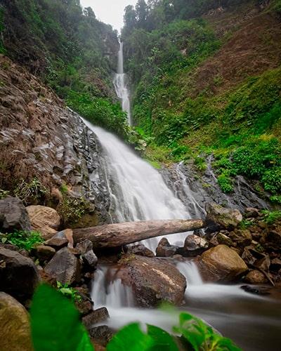 Las cascadas de guatemala,De la Trinidad - Foto IG @postalesgt