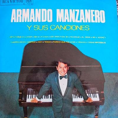Las visitas de Armando Manzanero a Guatemala - Foto todocoloeccion . com