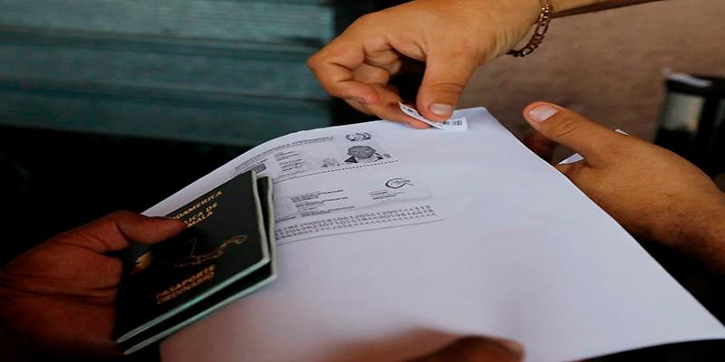 Lista de trámites de inicio de año en Guatemala - Foto DCA