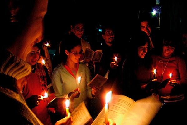 Origen de los Villancicos en Guatemala - Foto Diocesis de celaya
