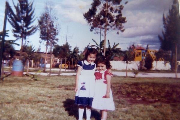 Parque de diversiones Esquilandia - Foto Tracy González de Quijivix facebook 1984