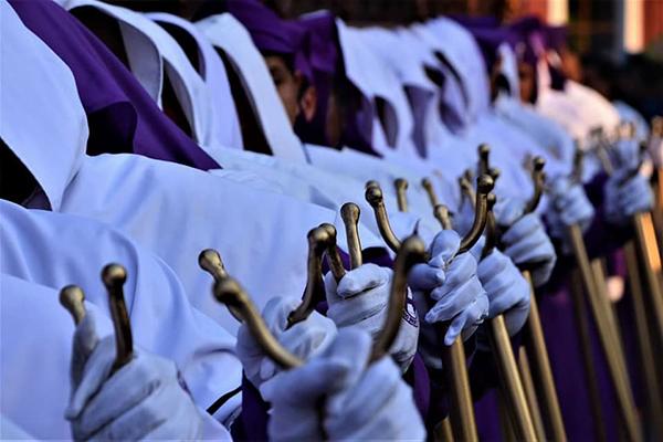 Por qué la Semana Santa cambia de fecha en Guatemala - Foto Procesiones de Guatemala
