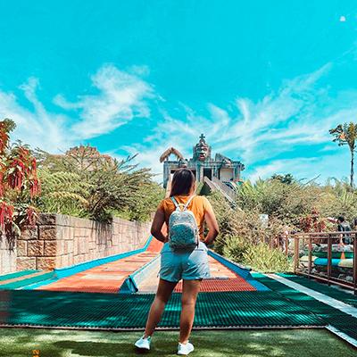 Precios y horarios del parque Xejuyup - Foto IG @andreecarrera