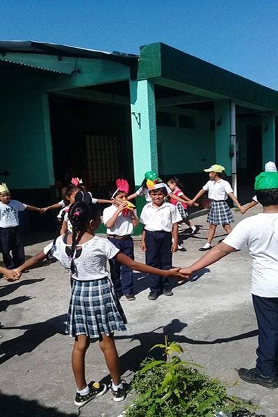 Qué son las rondas infantiles en Guatemala - Foto Conservación y desarrollo de la Antigua Guatemala