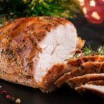 Receta de jamón horneado navideño guatemalteco