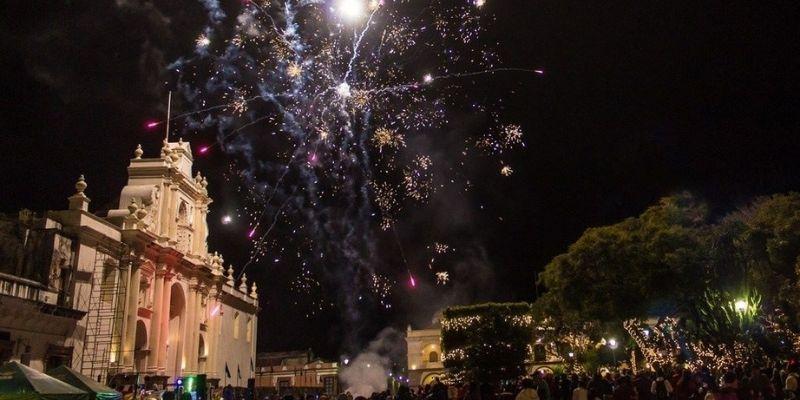Tradiciones de Año Nuevo en Guatemala - Foto Luxury Villas Antigua Guatemala