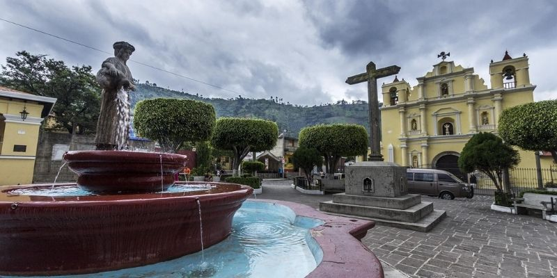 Municipio de San Antonio Aguas Calientes, Sacatepéquez