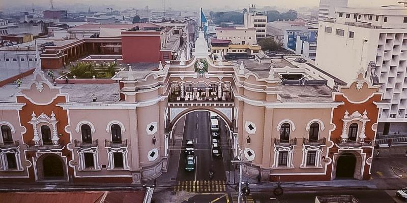 Tarifario de servicios postales de Guatemala