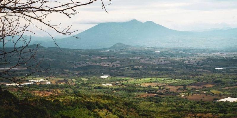 Descripción de foto - Vista lejana del municipio completo de Ipala. - Crédito de foto - @photo_daniel11.gt - Instagram
