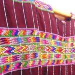 Traje regional de Patzicía, municipio de Chimaltenango