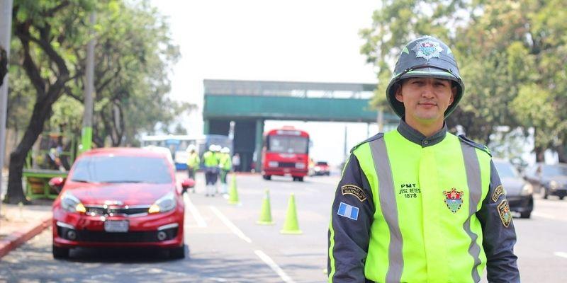 Tipos de multas de tránsito en Guatemala
