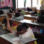 Juego infantil Seven up en Guatemala