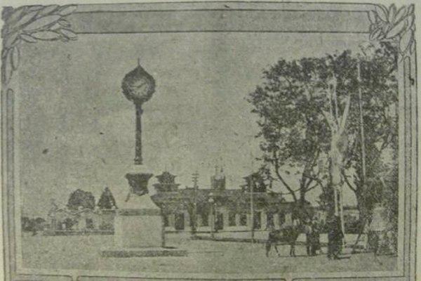 Historia del reloj del Centenario de Guatemala_