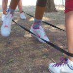 Juego infantil de la liga en Guatemala