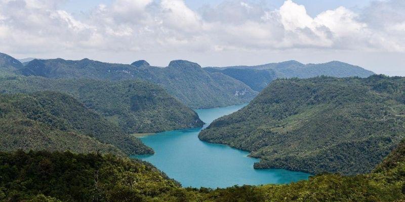 Normas de convivencia para visitar la Laguna Brava, Huehuetenango