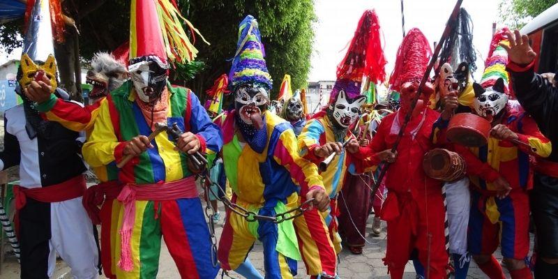Danza del Juego de Judíos de Guatemala