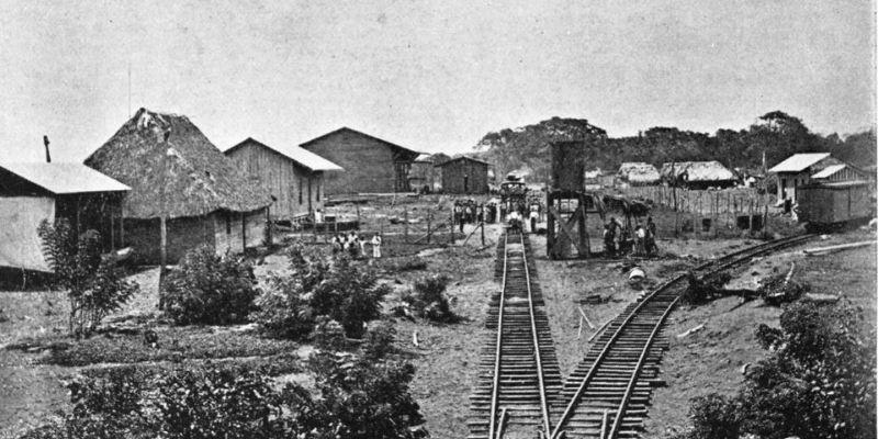 Historia del Puerto de Iztapa, Escuintla