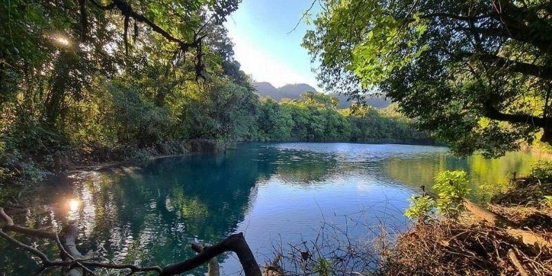 Lagos y lagunas de Guatemala