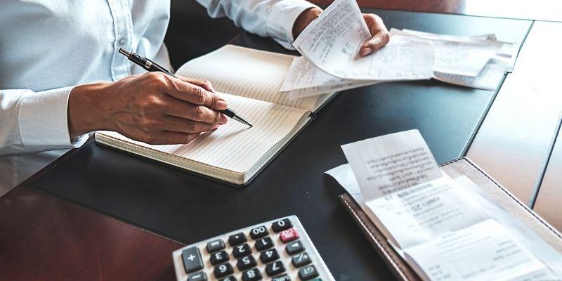 Pasos para pagar el IVA general para locales en línea