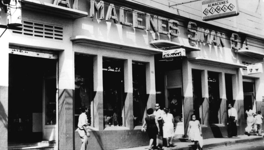 100 años de historia de SIMAN junto a los guatemaltecos