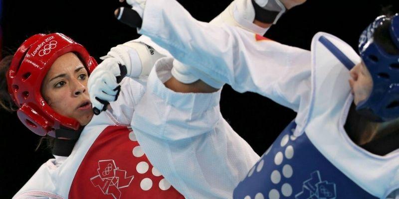 Biografía de Elizabeth Zamora, taekwondoka guatemalteca