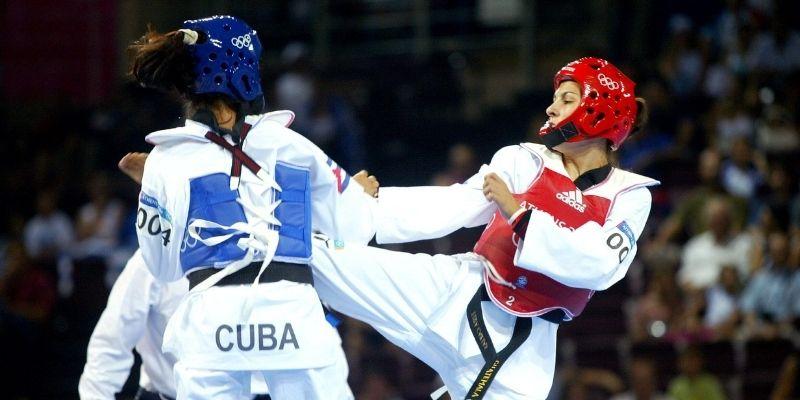 Biografía de Euda Carías, taekwondoka guatemalteca