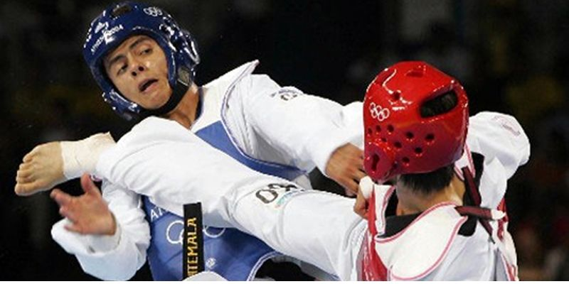 Biografía de Gabriel Sagastume, taekwondoka guatemalteco