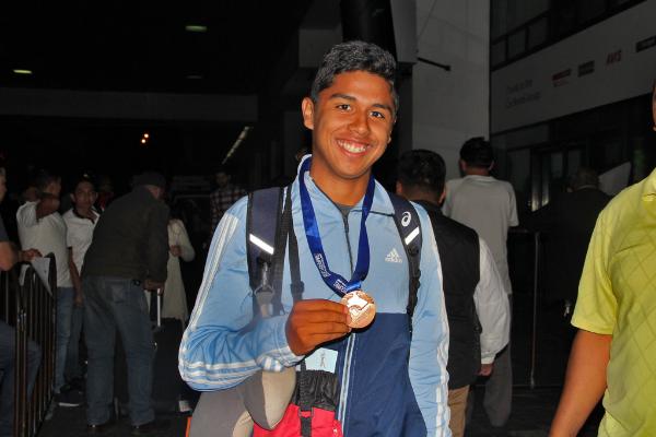 Biografía de José Ortiz, marchista guatemalteco.