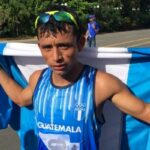 Biografía de Uriel Barrondo, marchista guatemalteco