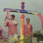 Celebración del Día de la Cruz en Guatemala
