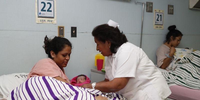 Día de la enfermera en Guatemala