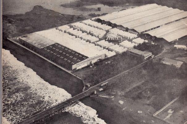 Historia del puerto de Champerico, Retalhuleu-