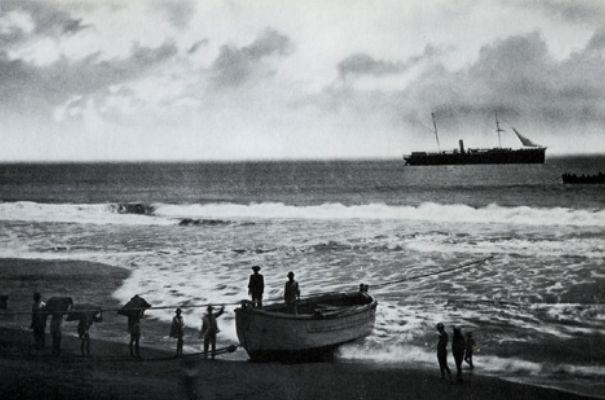 Historia del puerto de Champerico, Retalhuleu.
