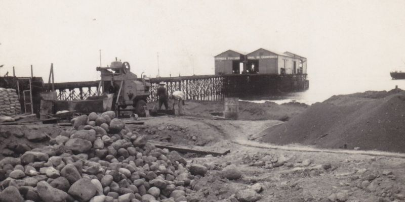 Historia del puerto de Champerico, Retalhuleu