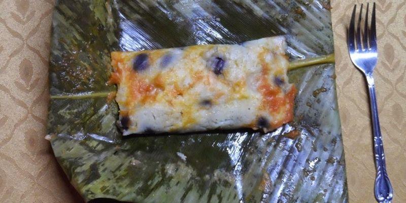 Receta para cocinar tamal petenero guatemalteco