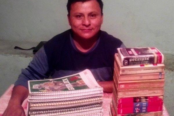 Biografía de Pedro Perebal, el políglota de Guatemala-