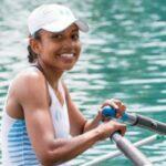 Biografía de Yulissa López, atleta de remo guatemalteca