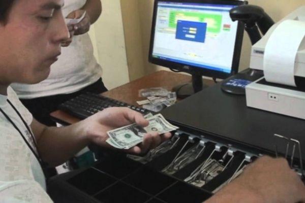 Día del empleado bancario en Guatemala.