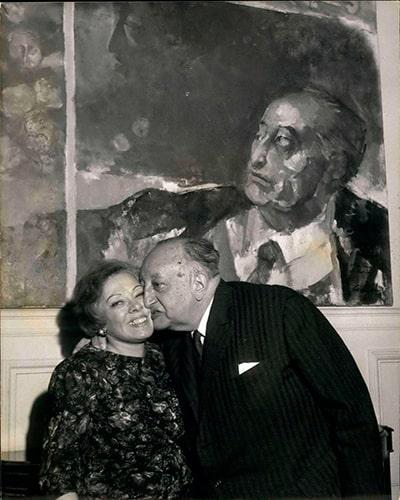El día en que Miguel Ángel Asturias recibió el Premio Nobel--