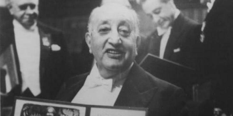 El día en que Miguel Ángel Asturias recibió el Premio Nobel