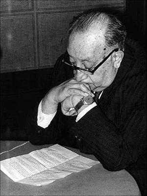 El día en que Miguel Ángel Asturias recibió el Premio Nobel_